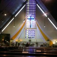 Photo taken at Gereja St. Ignatius Loyola by Pinkk Y. on 4/6/2013