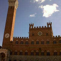 Photo taken at Siena by Vanessa A. on 9/15/2012