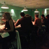 Photo taken at Little Serow by Toby C. on 12/21/2012