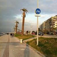 Photo taken at Küçükyalı Sahil by Dicle on 2/6/2013