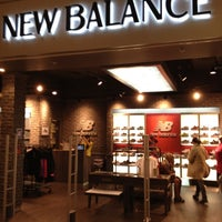 Photo taken at New Balance by Митя Б. on 9/15/2012