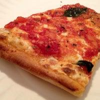 Photo taken at Garlic New York Pizza Bar by ZenFoodster Eats on 5/26/2013