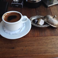 Photo taken at Muizz Cafe & Restaurant by Başak D. on 10/23/2013