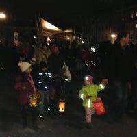 Photo taken at Dornerplatz by Harald B. on 11/11/2013