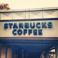 Photo taken at Starbucks by Myron B. on 1/26/2013