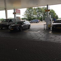 Photo taken at Shell Station Hellevliet by Peter J. Fontijn :: Maddle.nl ★. on 7/17/2016