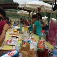 Photo taken at Agrigelateria Manzati by Fabio P. on 6/2/2014