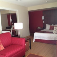 Photo taken at Residence Inn Sunnyvale Silicon Valley I by Jacqueline L. on 8/25/2012