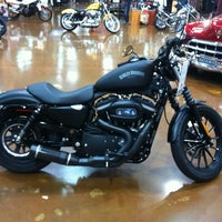 Photo taken at Red Rock Harley Davidson by Joshua on 10/11/2012