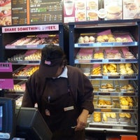 Photo taken at Dunkin' Donuts by Marluz G. on 1/28/2013