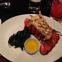 Photo taken at J. Gilbert's Wood-Fired Steaks & Seafood by Ian T. on 12/14/2012