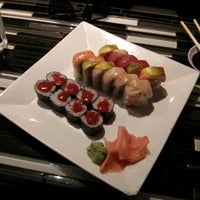 Photo taken at Akashi Japanese Restaurant by George H. on 12/9/2012