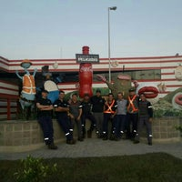 Photo taken at Coca-Cola Andina Argentina by Matias H. on 7/17/2016