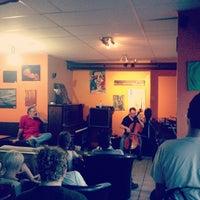 Photo taken at Umi Café by Craig on 5/6/2013