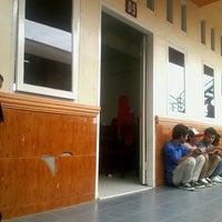 "Photo taken at Universitas Putra Indonesia ""YPTK"" by 'Ahmad R. on 2/26/2013"