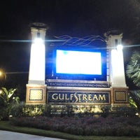 Photo taken at Gulfstream Park Racing and Casino by Vanessa M. on 10/8/2012