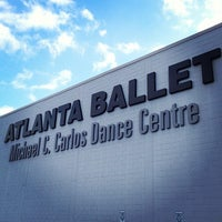 Photo taken at Michael C. Carlos Dance Centre - Atlanta Ballet by Atlanta B. on 7/15/2013