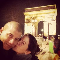 Photo taken at L'ARC Paris by Elizabeth on 2/21/2013