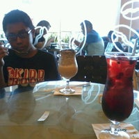 Photo taken at EXCELSO Café by Nissa A. on 1/20/2013