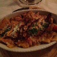 Photo taken at Pizzeria Azur by Tina M. on 3/18/2013