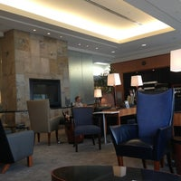 Photo taken at Delta Sky Club by Andy N. on 6/30/2013