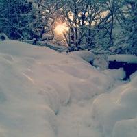 Photo taken at Åkersberga (L) by Olle M. on 12/23/2012