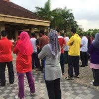 Photo taken at Pejabat Setiausaha Kerajaan (SUK) Negeri Kelantan by Maie on 2/11/2016
