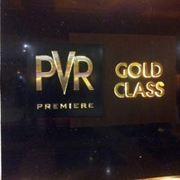 Photo taken at PVR Cinemas by Vishesh J. on 11/4/2012
