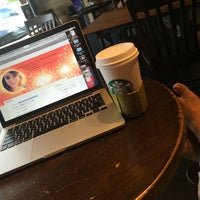 Photo taken at Starbucks by Beatriz C. on 5/15/2014