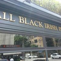 Photo taken at All Black Irish Pub by Igor R. on 2/11/2013