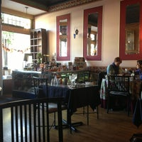 Photo taken at The Pandorica (Cup and Saucer Tea Room) by Jeanne C. on 10/26/2013