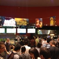 Photo taken at CCM Cinemas by Pedro on 6/2/2013