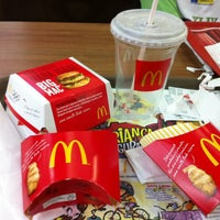 Photo taken at McDonald's by Gabriel M. on 12/7/2012