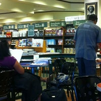 Photo taken at Barnes & Noble by Christopher B. on 9/25/2012