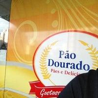 Photo taken at Pão Dourado by Alexandre V. on 1/6/2013