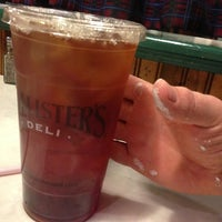 Photo taken at McAlisters Deli by Circus K. on 4/23/2013