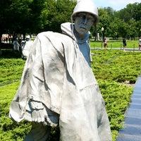 Photo taken at Korean War Veterans Memorial by Daniel Costa d. on 7/16/2013