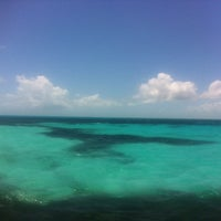 Photo taken at John Pennekamp Coral Reef State Park by Charlotte H. on 4/23/2013