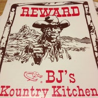 Photo taken at BJ's Kountry Kitchen by Vanessa C. on 11/10/2012