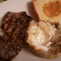 Photo taken at Best Steak House by Trisha B. on 3/16/2013