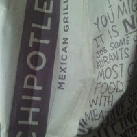 Photo taken at Chipotle Mexican Grill by Trisha B. on 4/27/2013