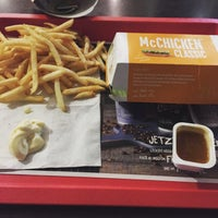 Photo taken at McDonald's by Dominik L. on 4/30/2015