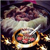 Photo taken at Gerai Makanan Japanese BBQ by BeL on 11/21/2012