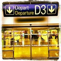 Photo taken at Terminal 1 by Yann M. on 9/29/2012