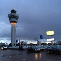 Photo taken at Amsterdam Airport Schiphol (AMS) by Yann M. on 11/3/2013