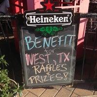 Photo taken at Sherlock's Baker Street Pub by Jennifer S. on 4/28/2013