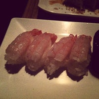 Photo taken at Midori Sushi by Darryl on 2/25/2013