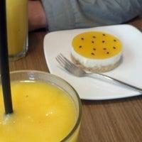Photo taken at Delicious Café by Ignacio C. on 11/16/2012