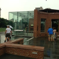 Photo taken at The President's House Site by Jessica R. on 6/30/2013