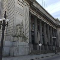 Photo taken at Banco República by Elias R. on 10/21/2015